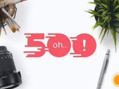 500 by Justas Galaburda for Studio4 | Creative