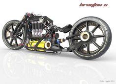 Brayton 6 concept por Colby Higgins