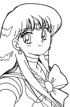 malvorlagen manga + anime - kostenlos zum ausdrucken