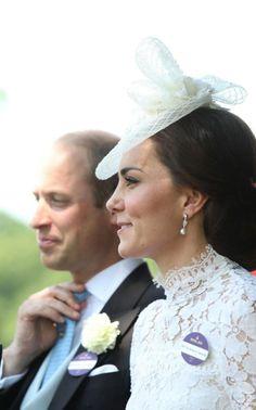 telegraph: Royal Ascot Day 1, June 20, 2017-The Duke and Duchess of Cambridge