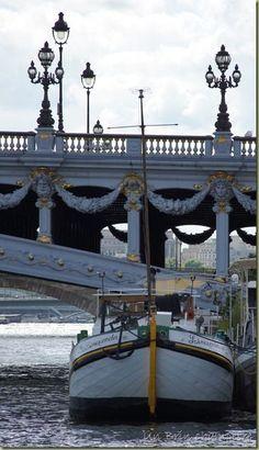 Alexandre III Bridge, Paris