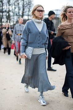 Best Street Style Paris Fashion Week - Image 61