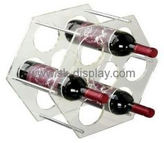White wine display stand WBD-009