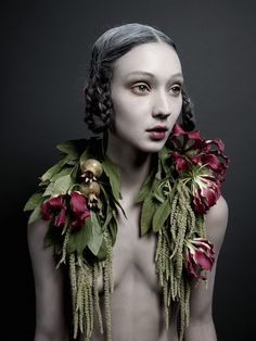 Carine Thevenau. 'Huldra of The Norse' 2013