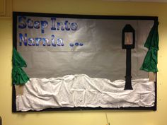 Narnia display board