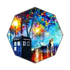 Bout it!! Custom Cool Design Tv show Doctor who Idea 05 Printed Portable Fashion Foldable Umbrella!Browsing more details below