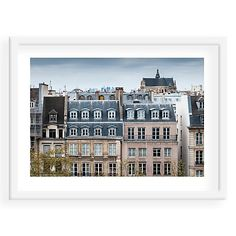 Paris Rooftops I Par