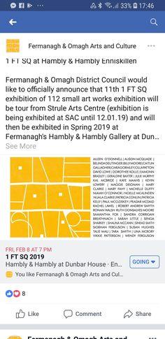1ft sq at Hambley and Hambley Gallery - NIAMH O'CONNOR