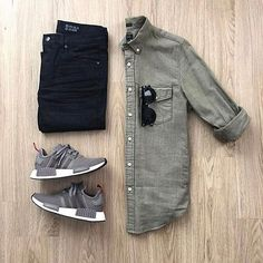 100 Best Smart Casual Outfit Ideas for Men This Year - The Hust Komplette Outfits, Casual Outfits, Men Casual, Fashion Outfits, Fashion Trends, Fashion Sale, Paris Fashion, Fashion Fashion, Runway Fashion