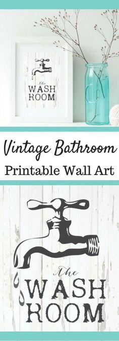 New farmhouse bathroom signs printable Ideas # diy bathroom signs New farmhouse bathroom signs printable Ideas Bathroom Prints, Bathroom Wall Decor, Bathroom Signs, Bathroom Ideas, Budget Bathroom, Bathroom Quotes, Modern Bathroom, Diy Signs, Wall Signs