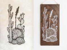 Desert Garden by Gerren Lamson
