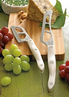 Best cheese knives ever. Don't need a cheese knife? Obviously you've never used a cheese knife!