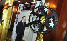 Movie themed Bar Mitzvah ideas- Parker Productions