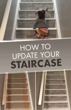 Transform your basement stairs in a few simple steps!