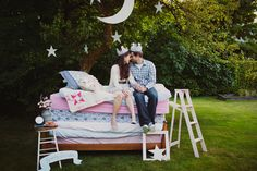 Princess & the Pea Anniversary Shoot by Simply Rose Photography. I would love to do an anniversary shoot.. what fun! Nurture the child in one another and be deliberate to make time for memory-making