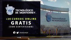 El Tecnológico de Monterrey anuncia el lanzamiento de una veintena de cursos virtuales y gratuitos para estudiantes de todas partes del ...