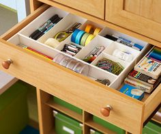 Tame the Junk Drawer
