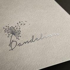 Dandelion Logo Design by identity pulse