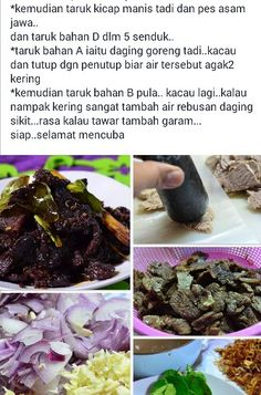 Dendeng Daging Part 3