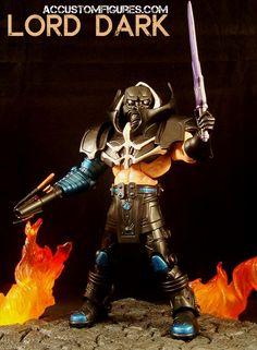 AC Custom Figures (Lord Dark).