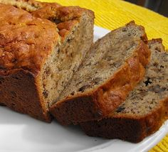 quick bread recipe - banana extreme loaf