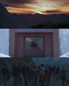 Force Majeure (aka. Turist) (2014)  Directed by: Ruben Östlund Cinematography: Fredrik Wenzel