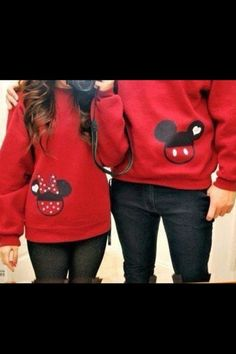 Another cute couple sweater ^_^