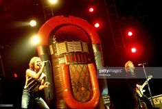 Foreigner on 11/8/81 in Chicago,Il. photo Paul Natkin