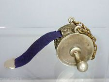 ANTIQUE VICTORIAN  EDWARDIAN SEWING TAPE MEASURE FOR CHATELAINE