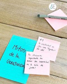 """mitos de la creatividad: Las decisiones importantes son en la sala de juntas, la creatividad es para unos """"loquitos"""" por allá! Todavía hay mucha gente que piensa…"""
