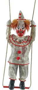 Swinging Suicidal Clown Animated Prop - 375389 | trendyhalloween.com