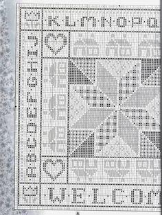 Gallery.ru / Фото #1 - Cross Stitch Crazy About Quilts - 58savinkina