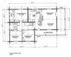 Container Home Floor Plan | House Plans | Home Plans | Floor Plans – Direct from the Designers