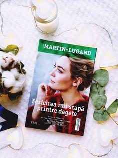 Recenzie carte: Fericirea îmi scapă printre degete de Agnes Martin-Lugand – Martini, My Books, Reading, Reading Books, Martinis