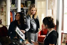 """#PLL 5x21 """"Bloody Hell"""" - Emily, Hanna and Aria"""