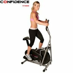 Confidence Fitness 2-in-1 Elliptical Trainer with Seat (Sports)  http://www.amazon.com/dp/B000GUZHRK/?tag=hfp09-20  B000GUZHRK