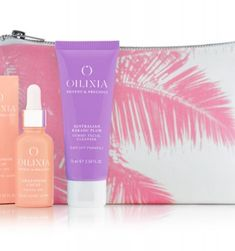 Oilixia – new to THE-V-SPOT! An ethical and clean beauty brand inspired by wanderlust and travel. Exotic ingredients sourced responsibly and benefiting local communities.