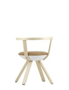 Rival is a minimalist design created by Germany-based designer Konstantin Grcic. Konstantin Grcic's first design for Artek, the multifunctional task chair called Rival. (14)