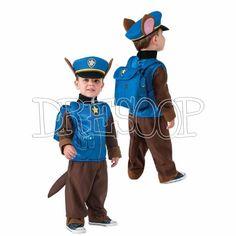 Disfraz Policía Chase de Paw Patrol para niño - Dresoop.es