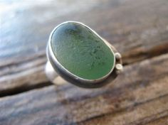 sea glass! Love this stone!