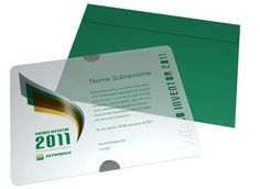 Petrobras - Prêmio Inventor 2011 - Convite