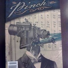December 25, 2014: This week, the way back machine travels to the fall of 2007. This issue of The Pinch featured prose, poetry, artwork, and an interview with Linda Gregerson