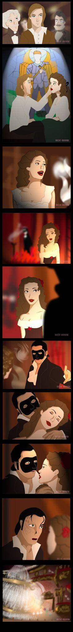 Phantom of the opera 7 by Mize-meow.deviantart.com
