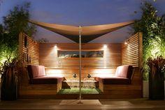 Contemporary Garden by London Garden Designer