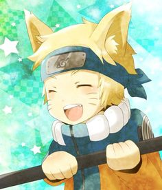 Find images and videos about anime, kawaii and naruto on We Heart It - the app to get lost in what you love. Naruto Uzumaki, Anime Naruto, Naruto Chibi, Kakashi Itachi, Chibi Anime, Naruto Cute, Fanarts Anime, Shikamaru, Anime Kawaii