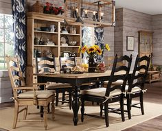 Star Furniture dining table my next table and chairs perhaps? mmmmmmmm