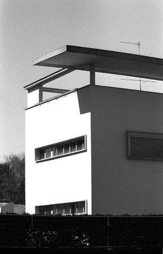 Villa Bianca, Seveso - Terragni #architecture #900 #house #terragni #seveso #milano #italy #italiandesign