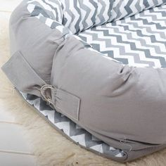 Toddler nest Removable cover Baby Nest babynest pod