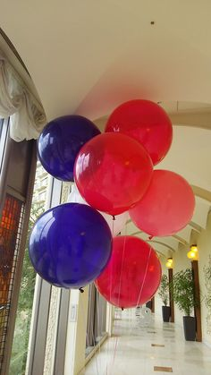 Big Round Balloons, Latex Balloons, Wind Chimes, 3, Nice, Outdoor Decor, Beautiful, Home Decor, Globes