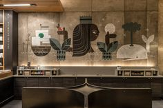 Starbucks Water Tower Place store in Chicago — LeDouxville